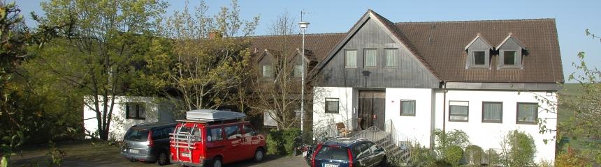 preise haus weitblick michelau gruppenhaus im steigerwald. Black Bedroom Furniture Sets. Home Design Ideas